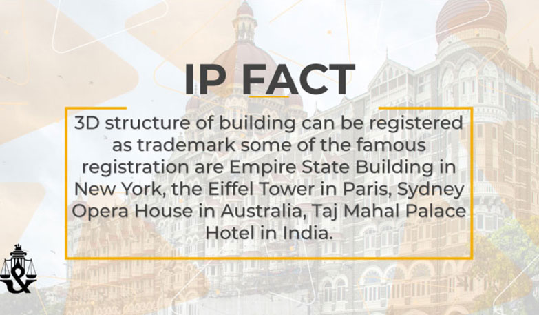 Taj Mahal Palace Hotel| Scale of Justice| IP Litigation| Design Registration| Trademark Protection| Best Lawyers| Dani & Dani
