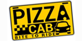 Yellow Square Board| Black Taxi| Pizza Cab| Italian Food| Intellectual Property Case| Victory| Dani & Dani| Best Law Firm